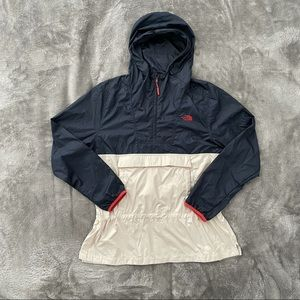 The North Face Fanorak Anorak Style Hood Pullover